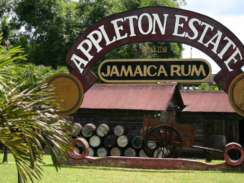Appleton Estate - Ron Jamaiquino