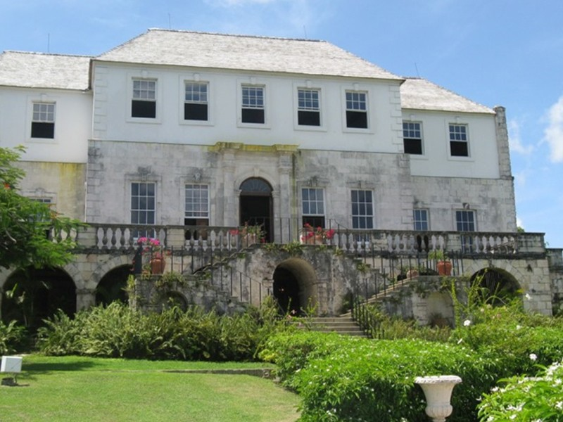 Rose Hall, Casa embrujada de Jamaica