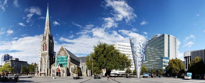 Christchurch, Nueva Zelanda