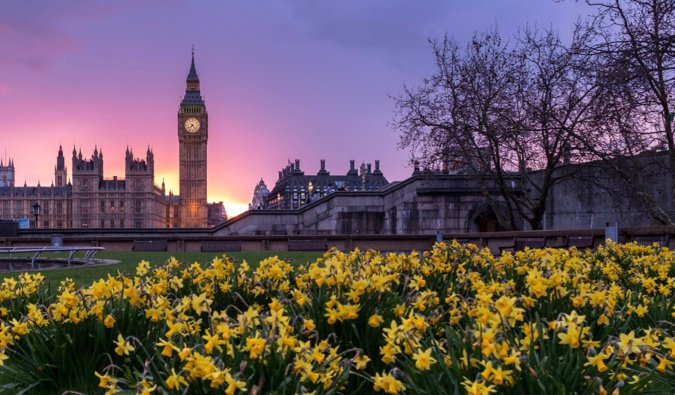 Londres, Inglaterra tour a pie