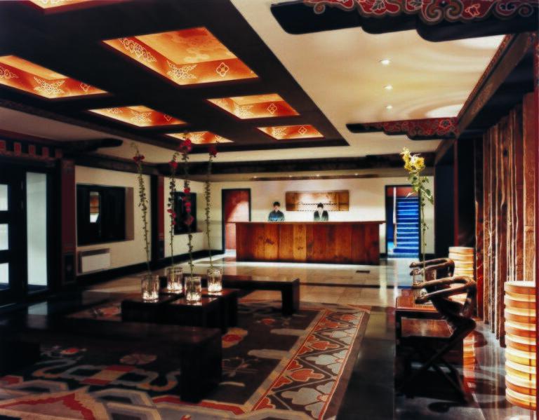 Los mejores hoteles de lujo en Bután