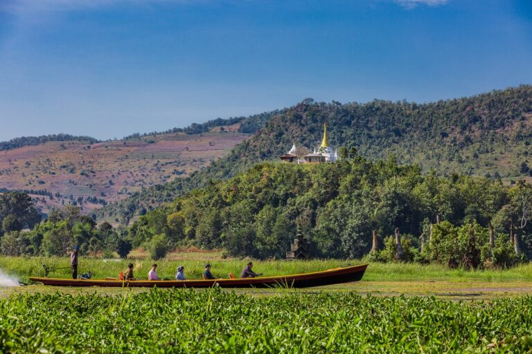 Yangon y la aventura del estado de Shan – 5 días
