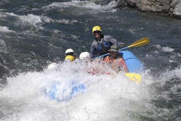 Gold Country, Whitewater Rafting y Lake Tahoe – 6 días
